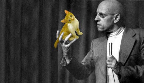 Facebook, Foucault and the CIA
